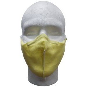 SMART Tiers® Soft Ear Loop Mask w/Sewn-In Nose Clip